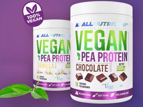 Roślinne odżywki białkowe - czy warto je stosować?