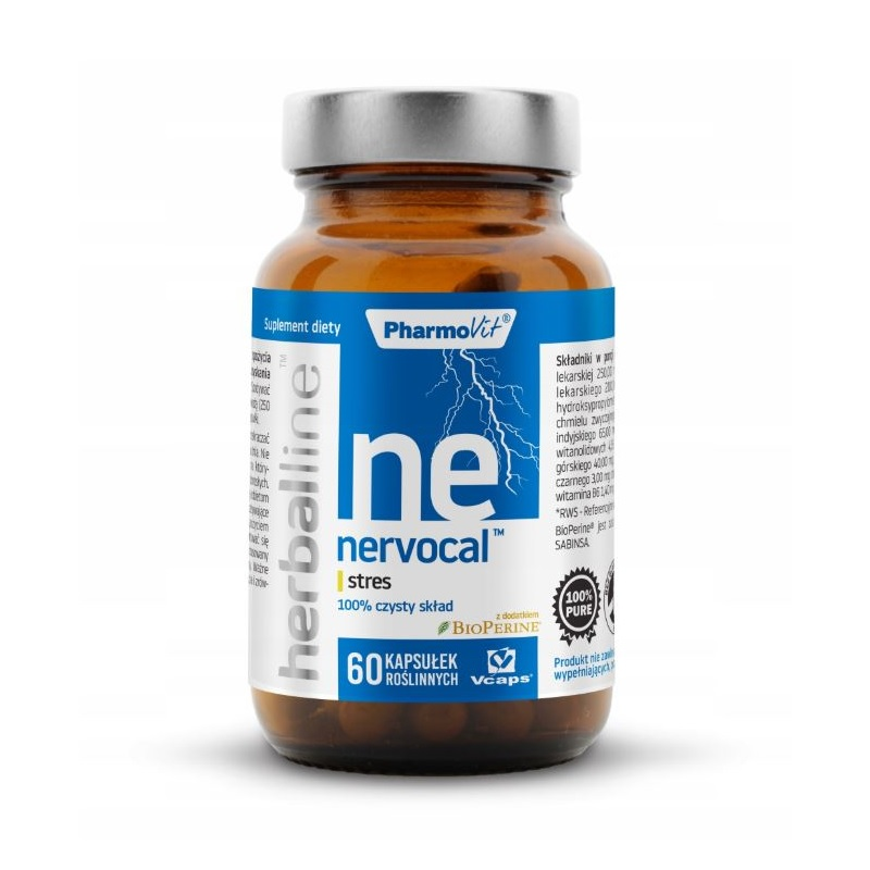 Pharmovit Herballine Nervocal