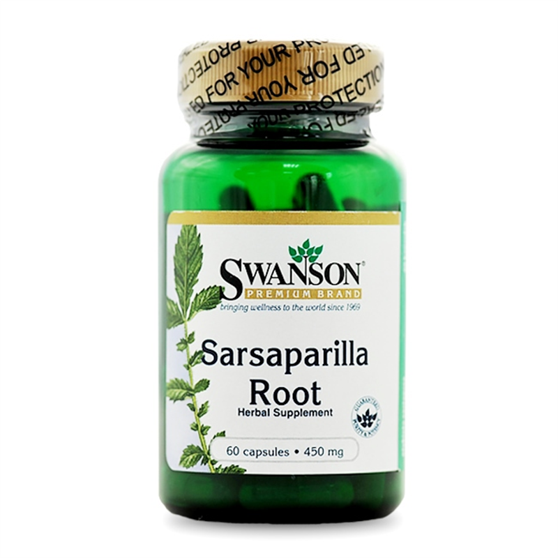 Swanson Sarsaparilla Root