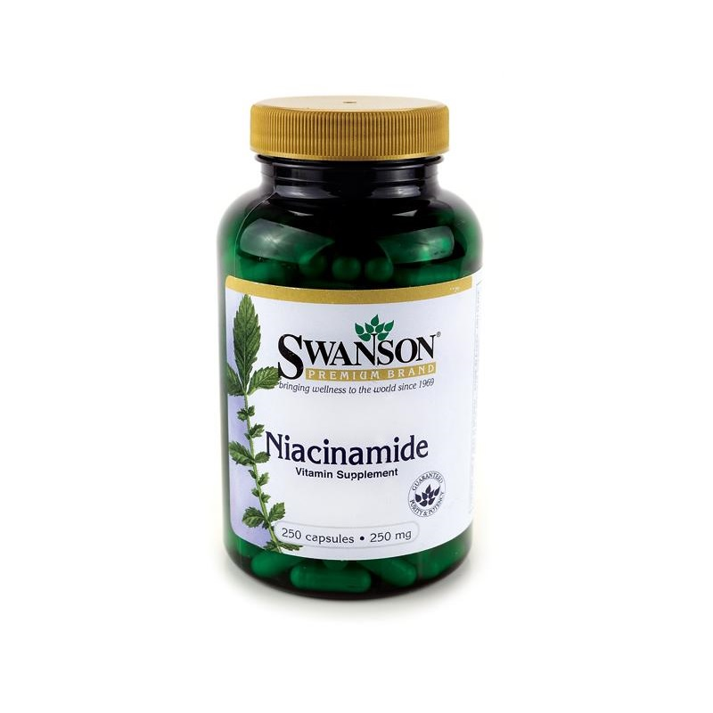 Swanson Niacinamide