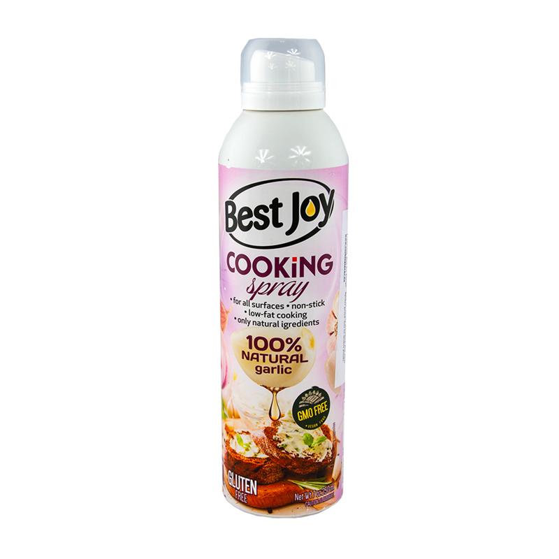 Best Joy Cooking Spray 100% Natural Garlic
