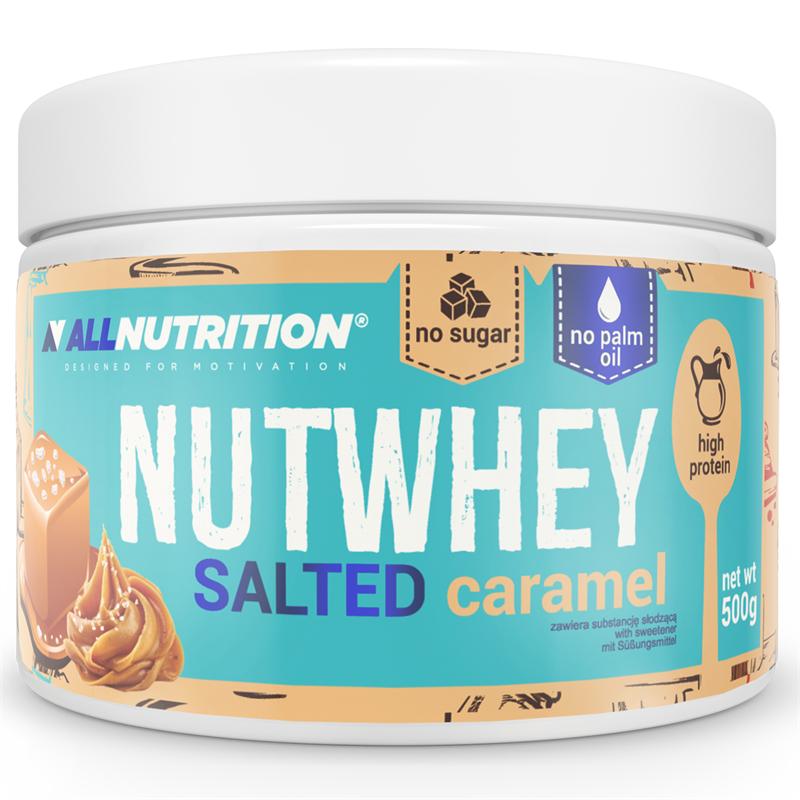 ALLNUTRITION Nutwhey Salted Caramel