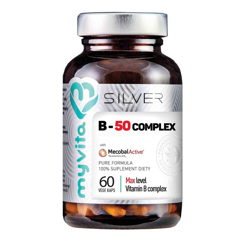 MyVita Silver Pure B-50 Complex