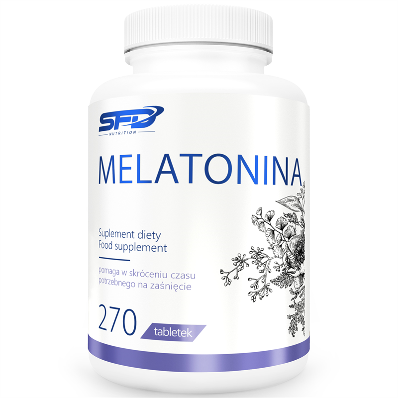 SFD NUTRITION Melatonina