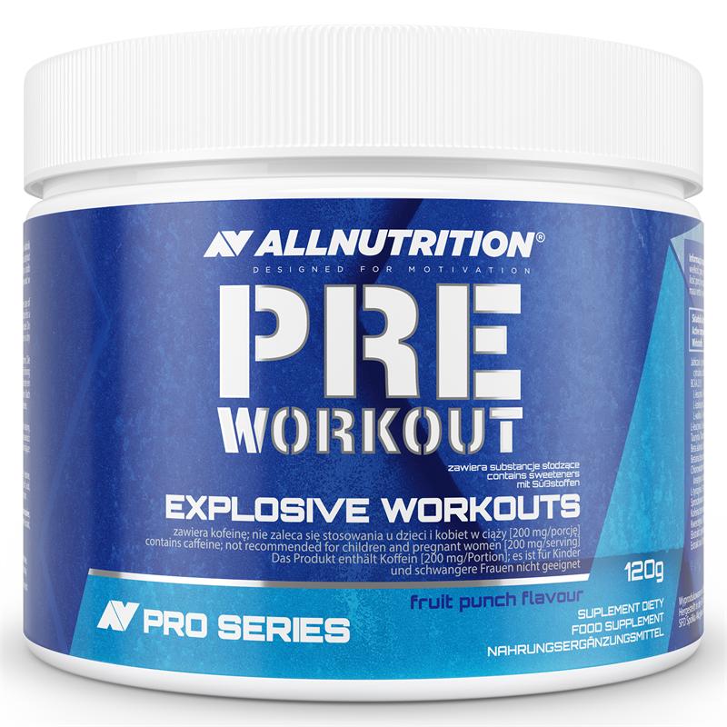 ALLNUTRITION Pre Workout Pro Series