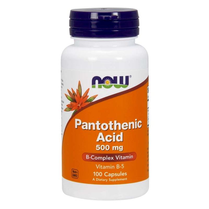 Now Pantothenic Acid