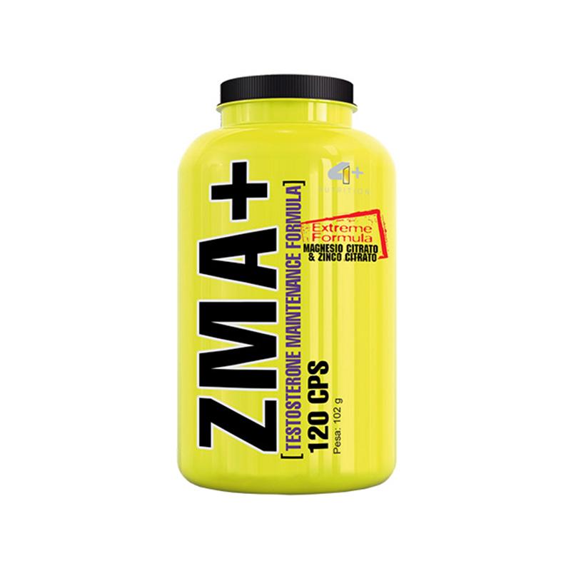 4+ Nutrition ZMA+