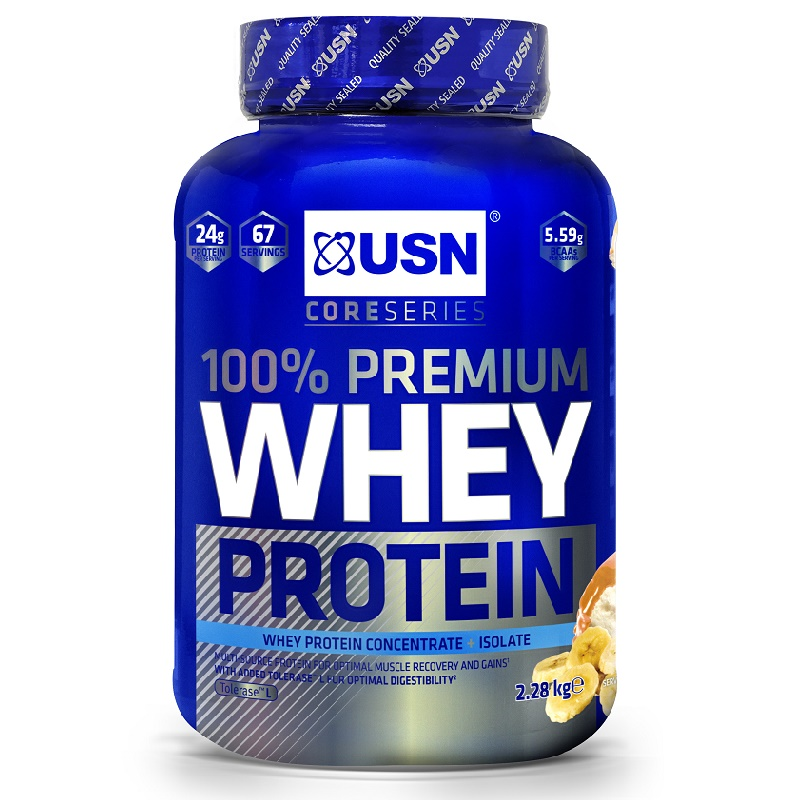 USN 100% Premium Whey Protein