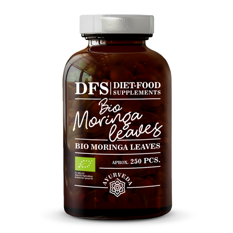 Diet Food Bio Moringa