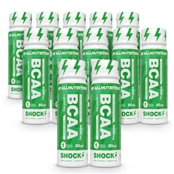 10 + 2 GRATIS BCAA+Green Tea Shock Shot 80ml