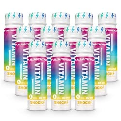 10 + 2 GRATIS Vitamin Shock Shot 80ml