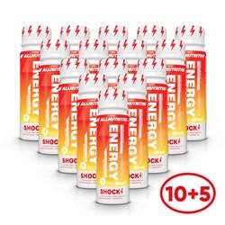 10 + 5 GRATIS Energy Shock Shot 80ml