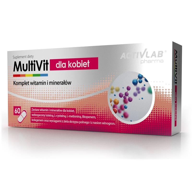 ActivLab MultiVit dla kobiet