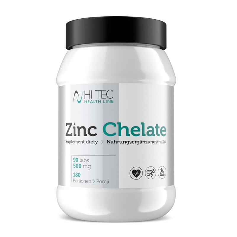 Hi-Tec Nutrition Zinc Chelate