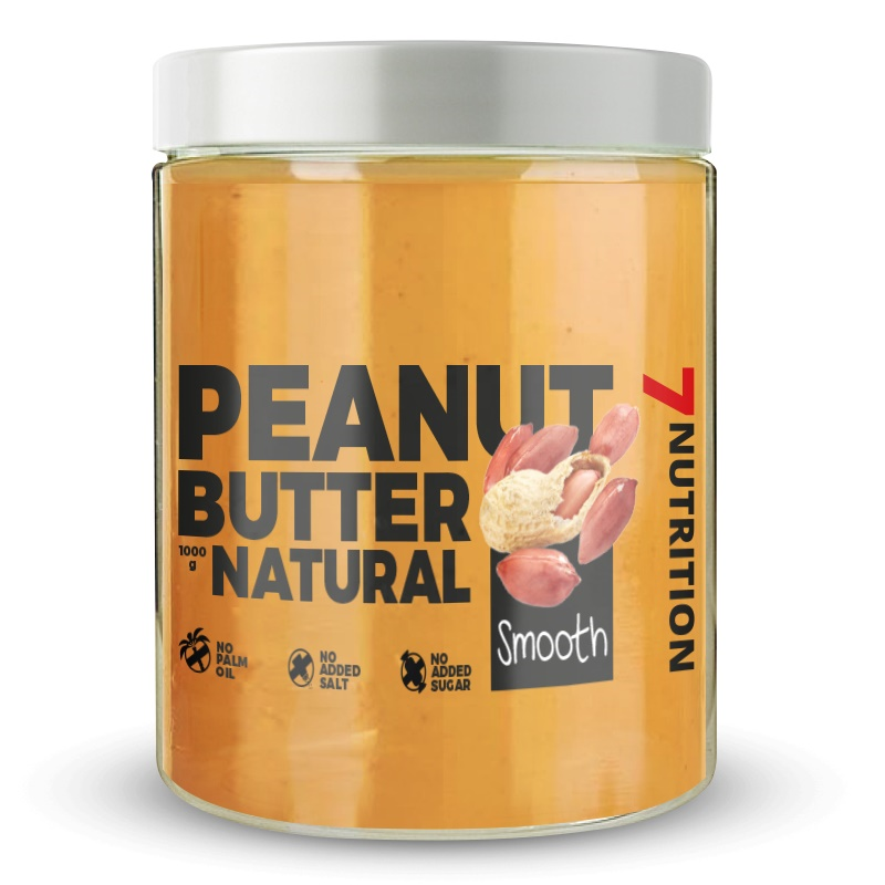 7Nutrition Peanut Butter Smooth