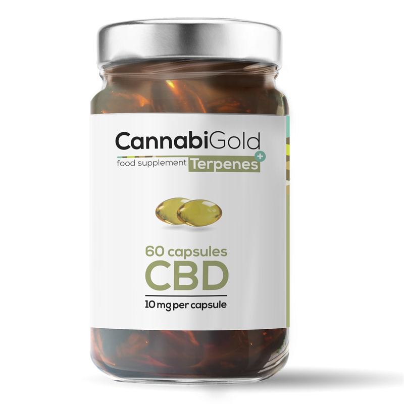 CannabiGold CannabiGold Terpenes+