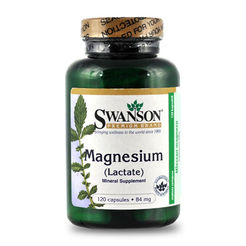 Swanson Magnesium (Lactate)