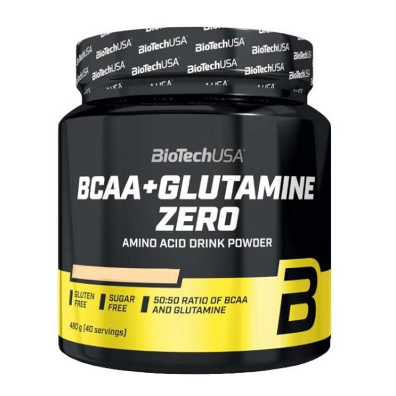 BioTechUSA BCAA + Glutamine Zero