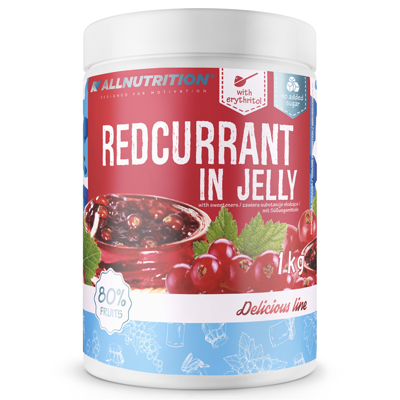 ALLNUTRITION Redcurrant in Jelly