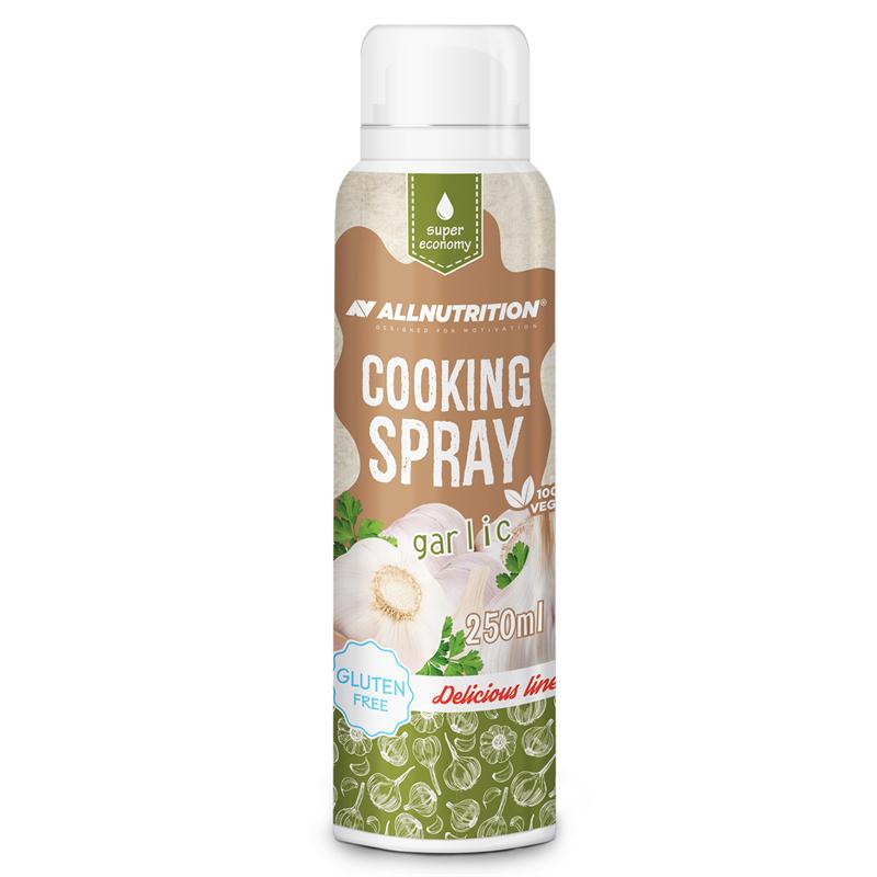 ALLNUTRITION Cooking Spray Garlic Oil