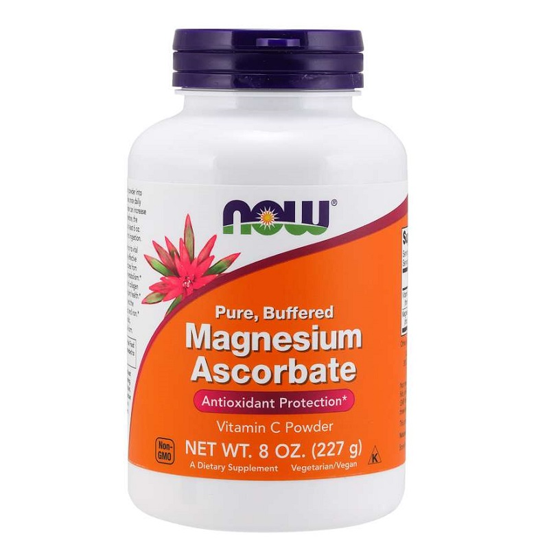 Now Magnesium Ascorbate