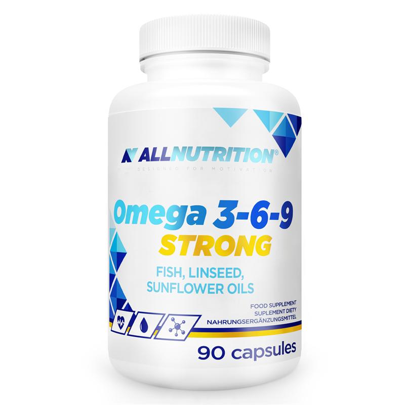 ALLNUTRITION Omega 3-6-9 Strong