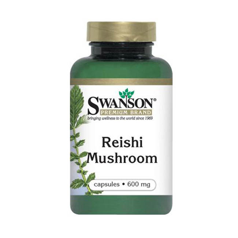 Swanson Reishi Mushroom