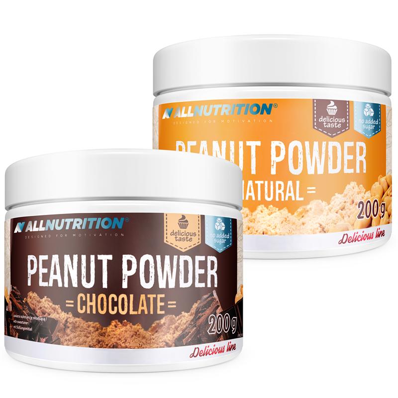ALLNUTRITION 2x Peanut Powder 200g