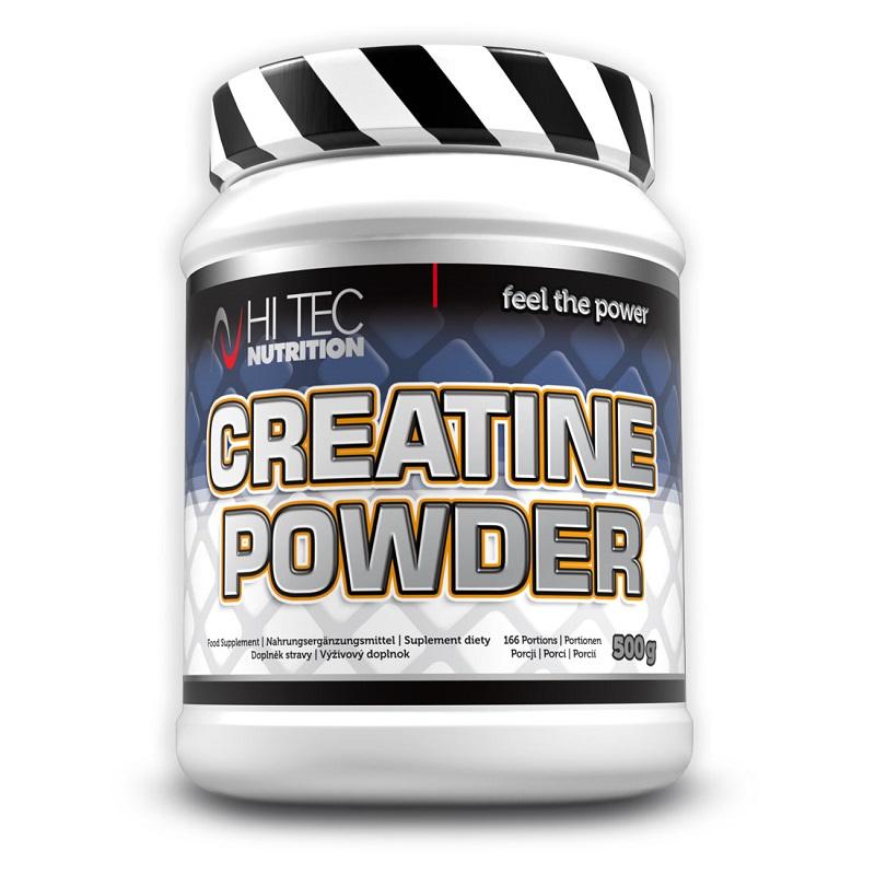 Hi-Tec Nutrition Creatine Powder