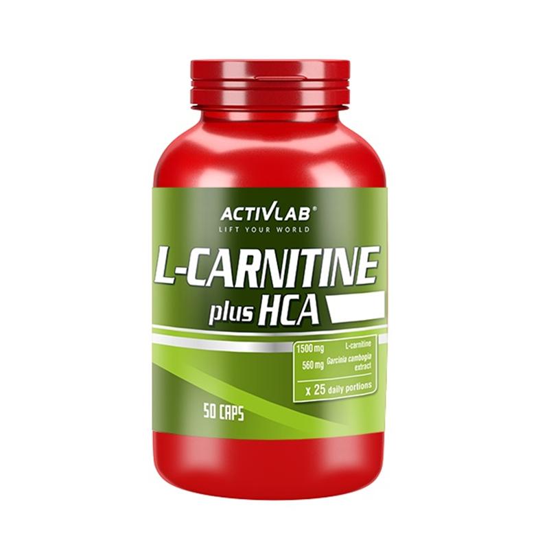 ActivLab L-Carnitine HCA Plus