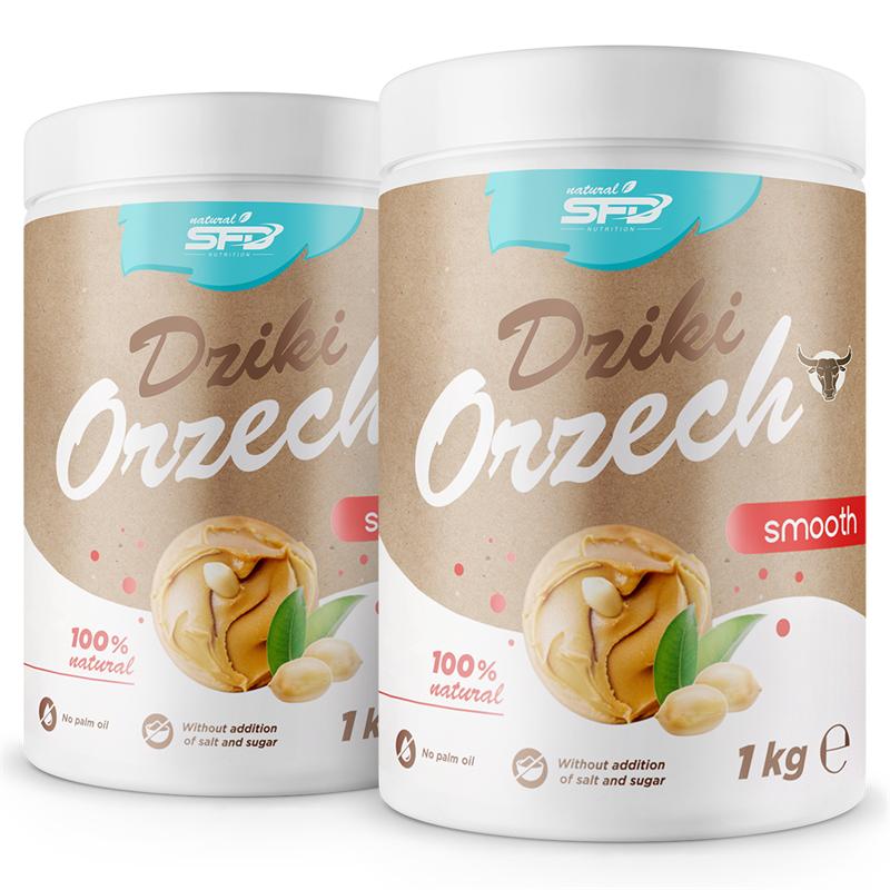 SFD NUTRITION 2X DZIKI ORZECH 1000g