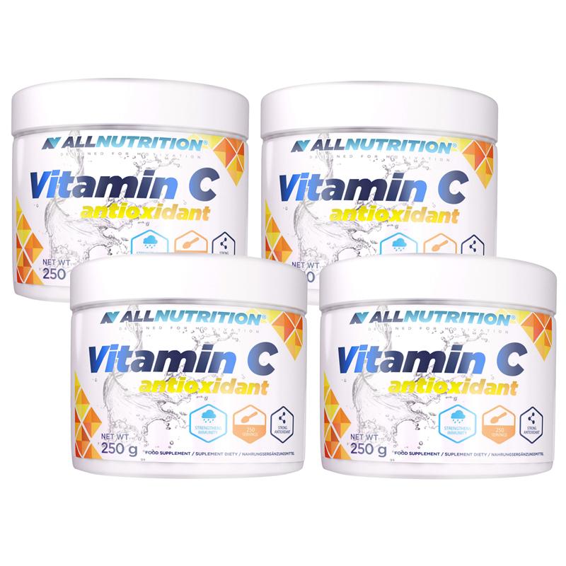 ALLNUTRITION 2 + 2 Gratis Vitamin C Antioxidant 250g