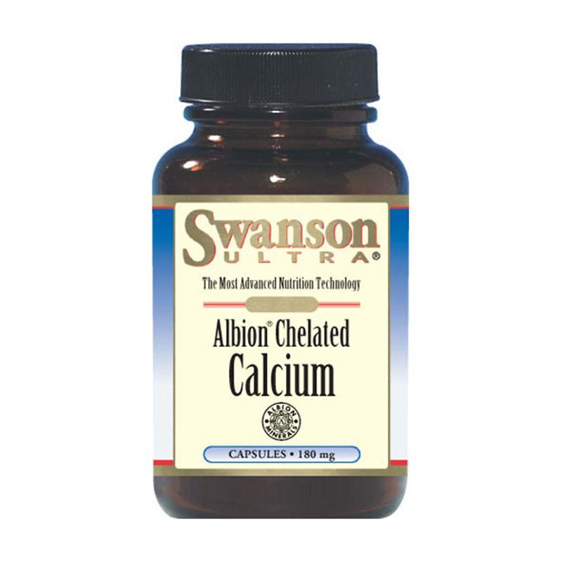 Swanson Albion Chelated Calcium