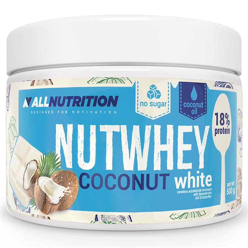 ALLNUTRITION Nutwhey Coconut White
