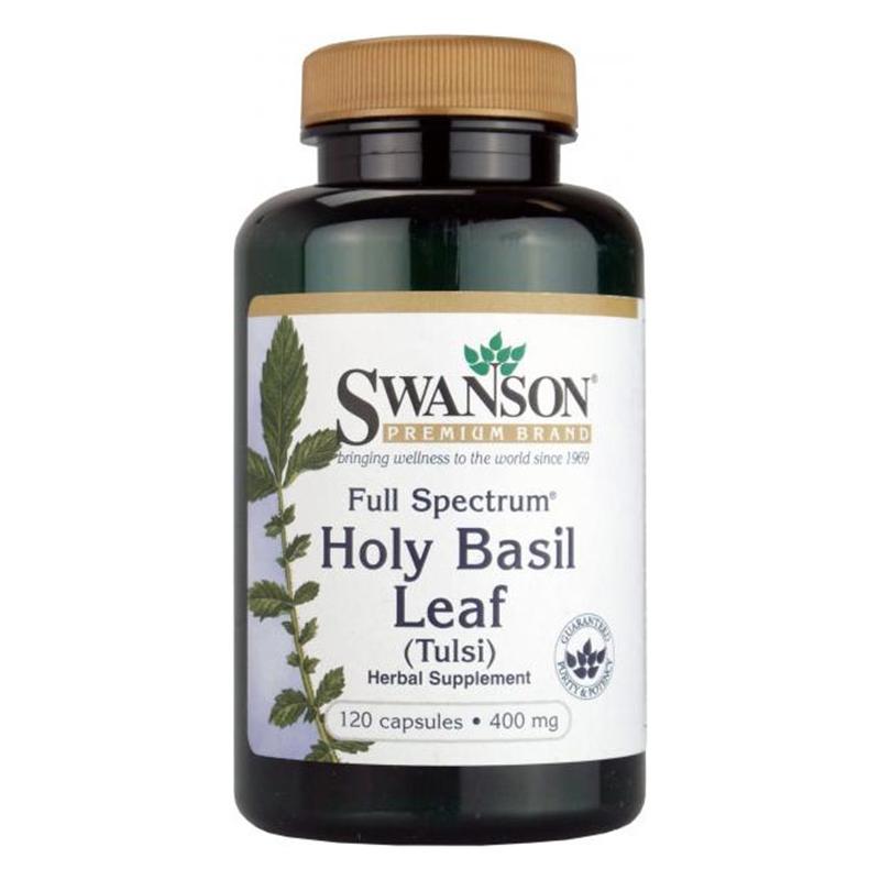 Swanson Full Spectrum Holy Basil(Bazylia azjatycka)