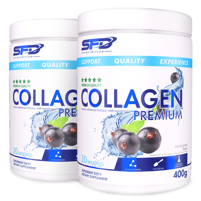 SFD NUTRITION 2x Collagen Premium 400G