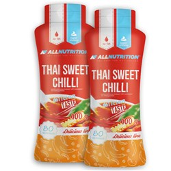 2x Sauce Thai Sweet Chilli 400g