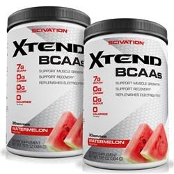 2x XTEND BCAAS 384-415g