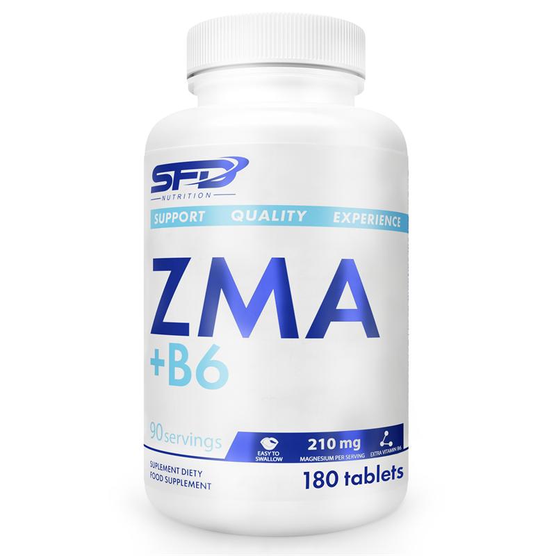SFD NUTRITION ZMA+B6