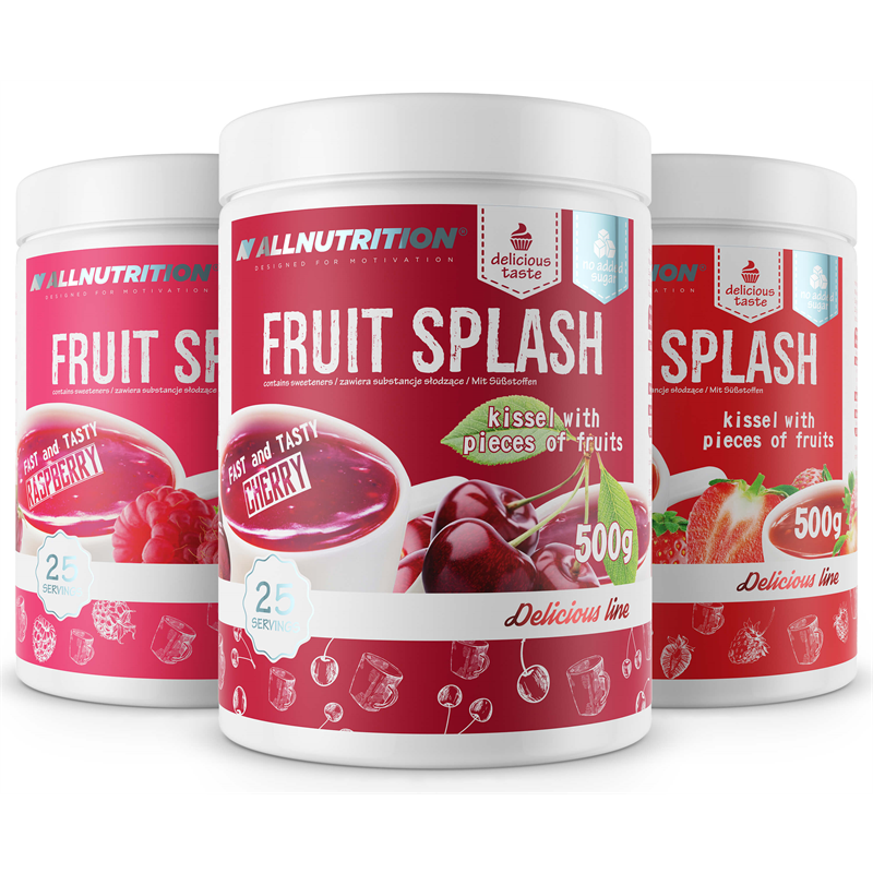 ALLNUTRITION Fruit Splash