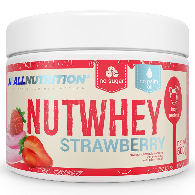 ALLNUTRITION Nutwhey Strawberry