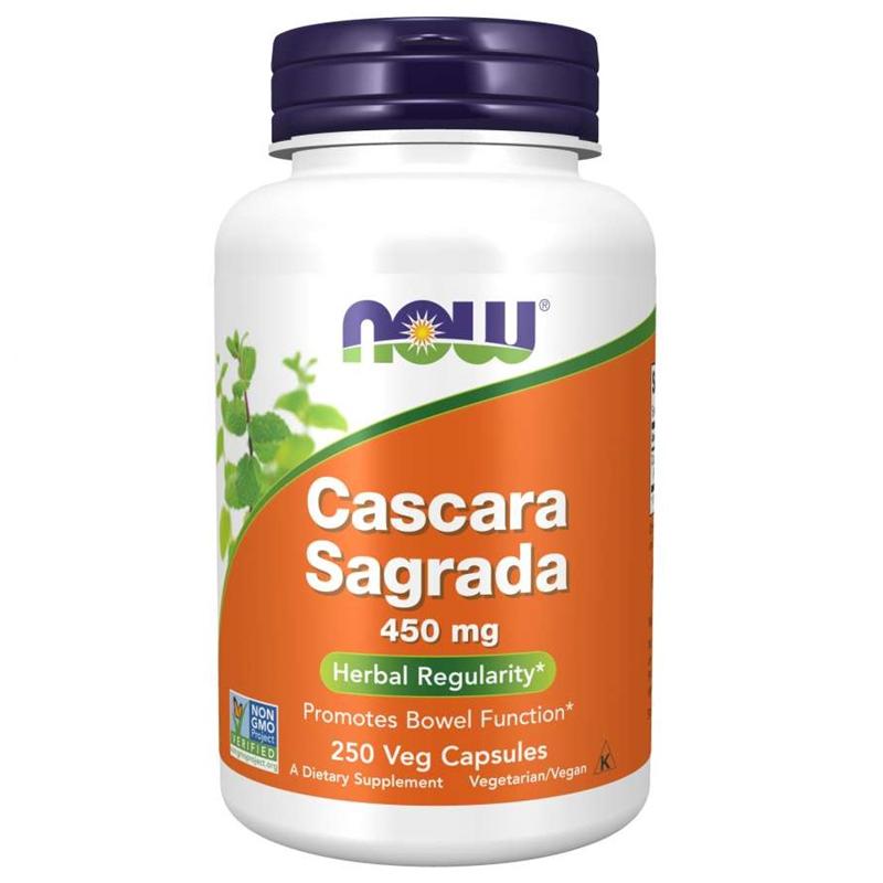 Now Cascara Sagrada