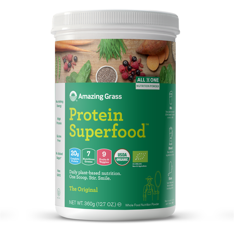 Amazing Grass Protein Superfood The Original