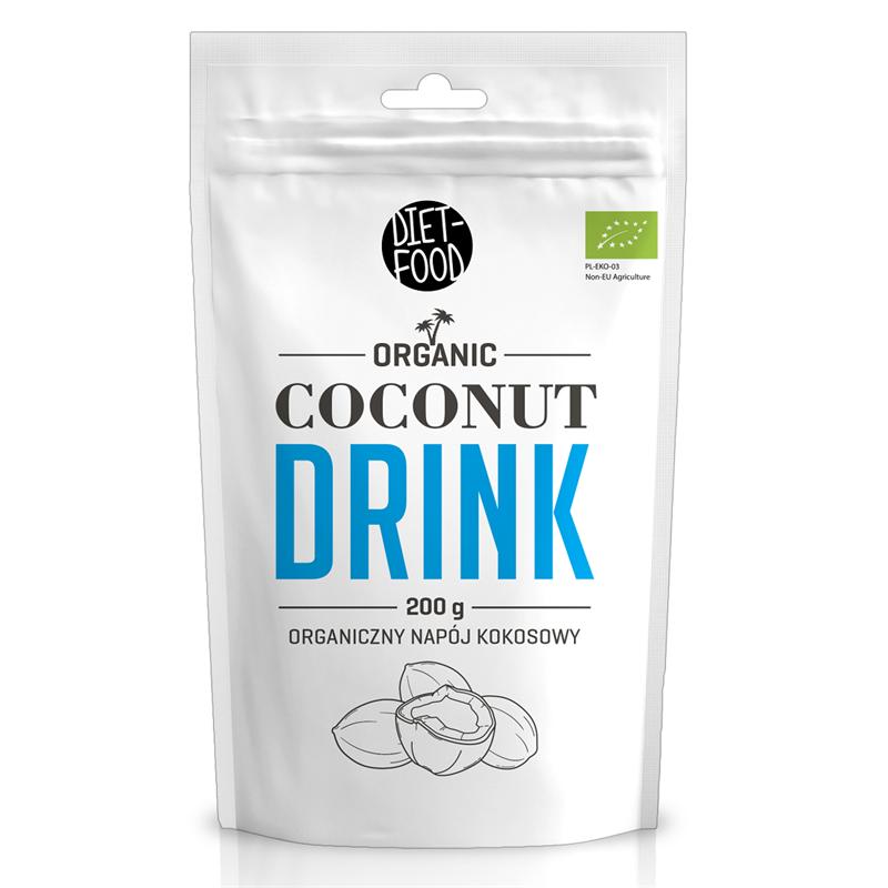 Diet Food Bio napój kokosowy w proszku