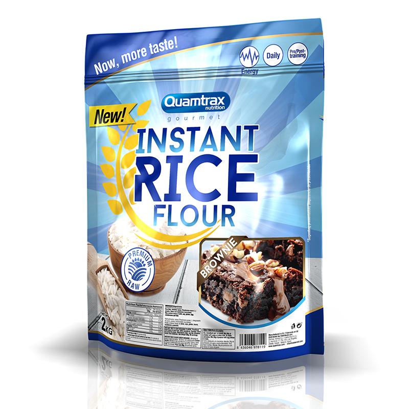Quamtrax Instant Rice Flour