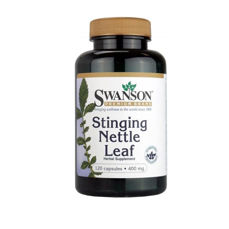 Swanson Stinging Nettle Leaf(Pokrzywa)
