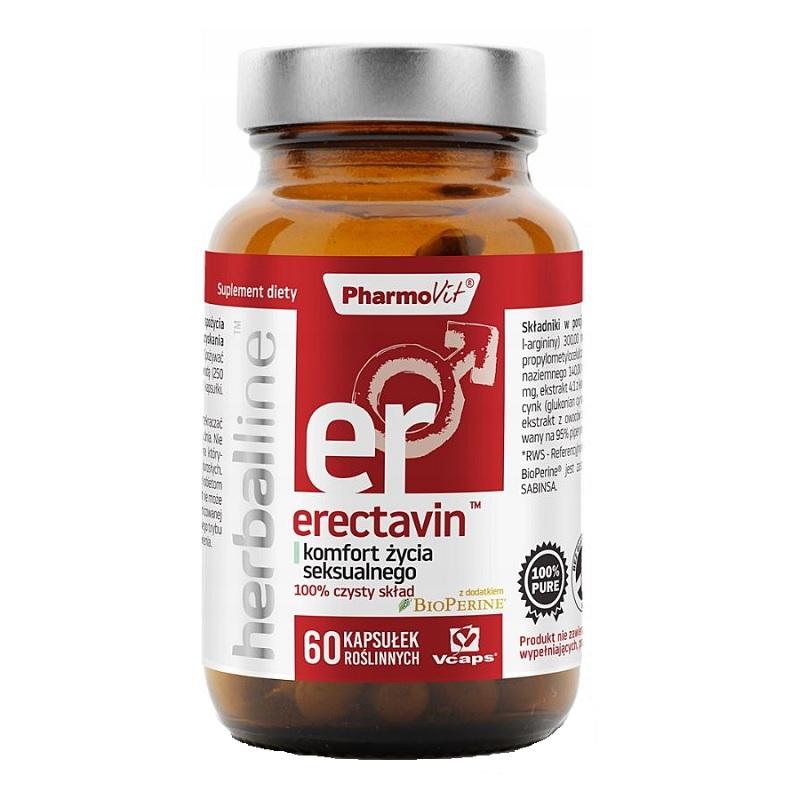 Pharmovit HERBALLINE ERECTAVIN