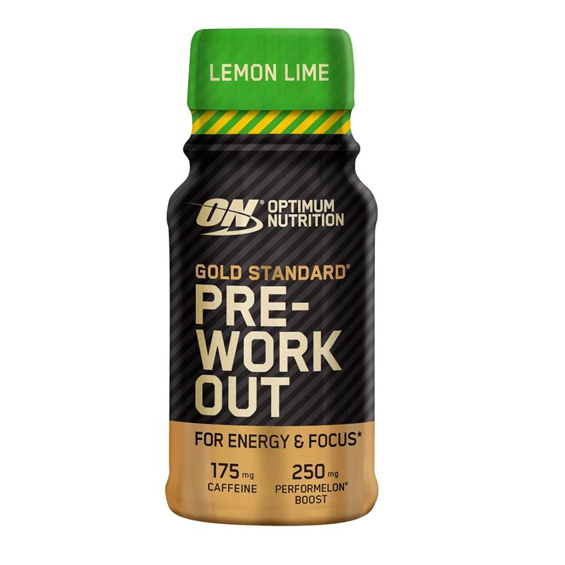 Optimum Nutrition Gold Standard Pre-Workout Shot
