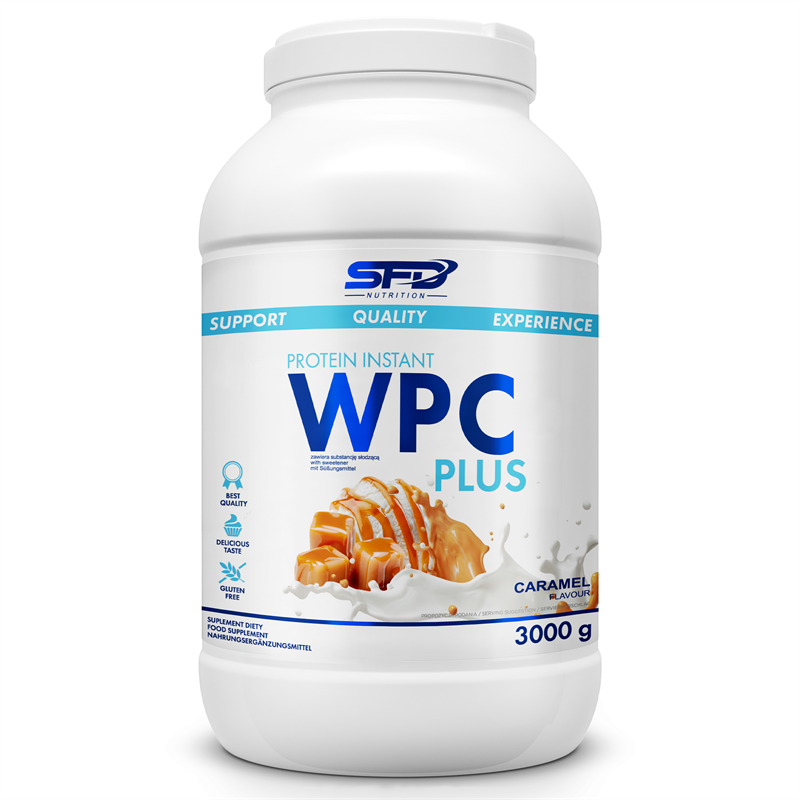 SFD NUTRITION Wpc Protein Plus Limited