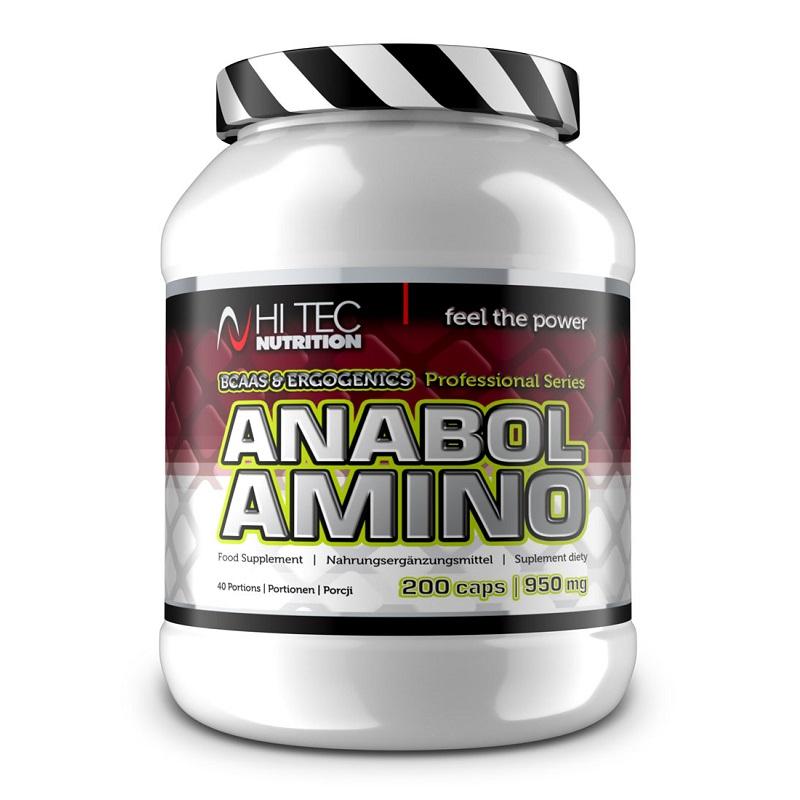 Hi-Tec Nutrition Amino Professional